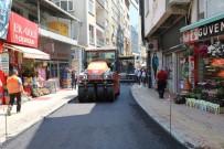 HAVA MUHALEFETİ - Fatsa'da Asfalt Çalışmaları