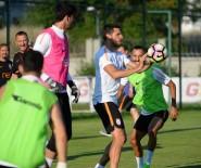 FLORYA - Galatasaray Hazırlıklarını Sürdürdü