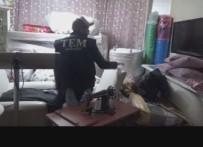 Gaziantep'te DHKP/C Ve TİKB Operasyonu Açıklaması 4 Gözaltı