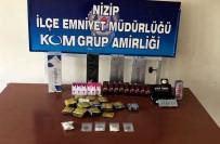 KAÇAK - Gaziantep'te Uyuşturucu Hap Ele Geçirildi