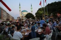 HALİL İBRAHİM ŞENOL - Gaziemir'de 'Halil İbrahim Sofraları'