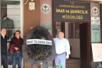 BASIN AÇIKLAMASI - Giresun'da Çevrecilerden İmar Müdürlüğüne 'Siyah Çelenk'