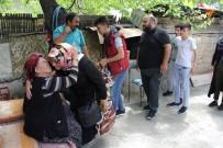 KURUYEMİŞ - Gönüllü Gençlerden Anlamlı Ziyaretler
