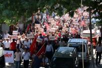 CUMHURIYET - Hekimhan'da Adalet Yürüyüşü