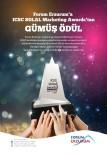 ATATÜRK ÜNIVERSITESI - ICSC'den Forum Erzurum'a Gümüş Ödül
