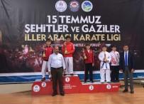 İHLAS KOLEJİ - İhlas Koleji Karate Ligi'ni Şampiyon Bitirdi
