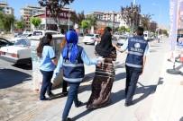 İPEKYOLU - İpekyolu Belediyesinden Dilenci Operasyonu