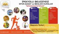 ÇOCUK GELİŞİMİ - İpekyolu Belediyesinden Spor, Sanat Ve Meslek Kursları