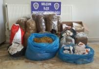 KAÇAK İÇKİ - İzmir'de 29 İlçede Bin 675 Polisle Büyük Operasyon