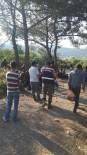 ERITRE - İzmir'de 86 Göçmen Yakalandı