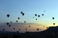 KÜLTÜR TURIZMI - Kapadokya'da Bayram Bereketi Yaşanacak