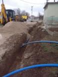Kapaklı Uzunhacı Mahallesnin İçme Suyu Hattı Yenilendi