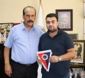 AMATÖR - Karpuzlu Belediyespor'da Başkan Mustafa Ünaldı Oldu