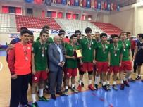 KARŞIYAKA - Karşıyakalı Hentbolcular Türkiye İkincisi