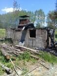 Kastamonu'da At Çiftliğinde Yangın Çıktı