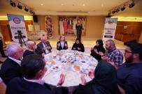 11 AYıN SULTANı - Kaymakam Dural Ve Başkan Yaşar'dan Şehit Yakınları Ve Gazilere İftar