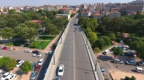 Kemal Köker Viyadük Köprüsü Yıkılıyor