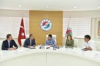 TEMİZ ENERJİ - Kepez'de 61 Bin Konuta Doğalgaz