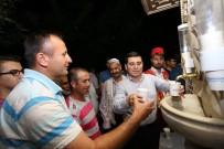 HAKAN TÜTÜNCÜ - Kepez'den 33 Bin Kişiye Şerbet İkramı