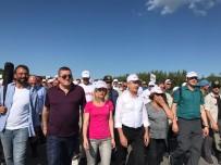 UĞUR DÜNDAR - Kılıçdaroğlu Yürüyüşünün 9. Gününü Tamamladı
