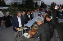 İFTAR SOFRASI - Konya Şeker Ailesi 11 Farklı Kampüste İftarda Buluştu