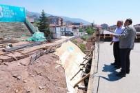 KOCAELI ÜNIVERSITESI - Körfez Kampüsü Hızla Yükseliyor