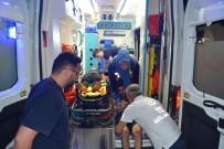 Kozan'da Trafik Kazası Açıklaması 3 Yaralı