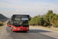 TOPLU ULAŞIM - Manisa'da Bayramda Ulaşım Ücretsiz