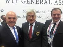 METIN ŞAHIN - Metin Şahin Yeniden WTF Yönetiminde