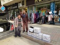 GIDA YARDIMI - MHP İlçe Teşkilatından 150 Aileye Gıda Yardımı