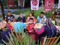 BILECIK MERKEZ - MHP'liler Fırat Yılmaz Çakıroğlu Parkındaki İftarda Buluştu