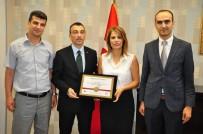 MEZUNIYET - Milas Sebahattin Akyüz Fen Lisesi, Avrupa Kalite Etiketi İle Ödüllendirildi