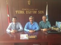 TÜRK EĞITIM SEN - Milli Eğitim Müdürü Ve İki Öğretmene Puanlamadan Hapis Cezası