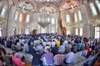 KANUNİ SULTAN SÜLEYMAN - Mimar Sinan'ın Eseri Molla Çelebi Camii Yeniden İbadete Açıldı