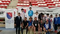 ÖMER KıLıÇ - Minik Eskrimciler Türkiye Şampiyonasında Başarılı Oldu