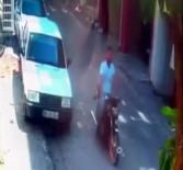 İTİRAF - Motosikletli Tacizci Tutuklandı