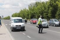 NITELIK - Niğde'de 'Türkiye Güvenli Trafik Denetimi' Uygulaması Yapıldı