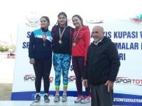BELEDİYESPOR - Osmangazili Atletler Balkan Şampiyonası'nda