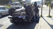 ÖZEL HAREKET - Özel Hareket Polisleri Kaza Yaptı Açıklaması 7 Yaralı