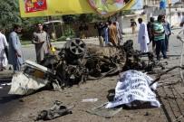 BELUCISTAN - Pakistanda Bombalı Saldırı Açıklaması 10 Ölü, 18 Yaralı