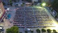 İFTAR SOFRASI - Pamukkale Belediyesi'nden Deliktaş'ta 2 Bin Kişilik İftar Sofrası