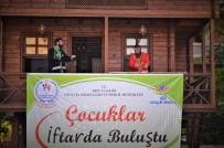 Rize'de 300 Çocuk İlk Defa Oruç Tutup İftar Açtı