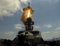 RUSYA - Rusya füzeyle vurdu