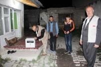 AĞRı MERKEZ - Sadaka Taşı Derneği Ramazan Ayı Yardımları Devam Ediyor