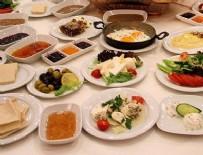 DIYABET - Sağlık Bakanlığı'ndan 'bayram kahvaltısı' önerisi