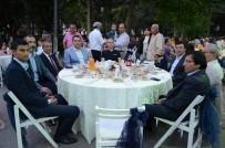 CEMAL ŞAHIN - Sağlık Teşkilatı İftarda Bir Araya Geldi
