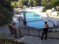 YÜZME - Sakarya'da Havuzda Feci Ölüm