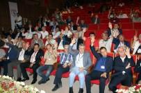 HAZIRLIK MAÇI - Samsunspor'da Erkurt Tutu Tekrar Başkan Seçildi