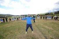 AHMET YıLMAZ - Sarıkamış Belediyesi  'Yaz Spor Okulları' Açıldı