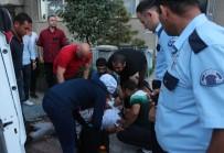 ARBEDE - Şehir Magandalarının Silahlı Kavgasında Yoldan Geçen Lise Öğrencisi Yaralandı